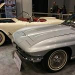 2015ChicagoAutoShowOldCorvettes