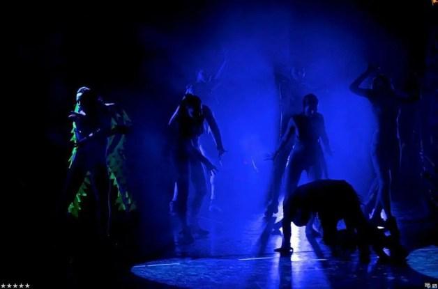 Franz Fotografer - Bild von der Tanzserie