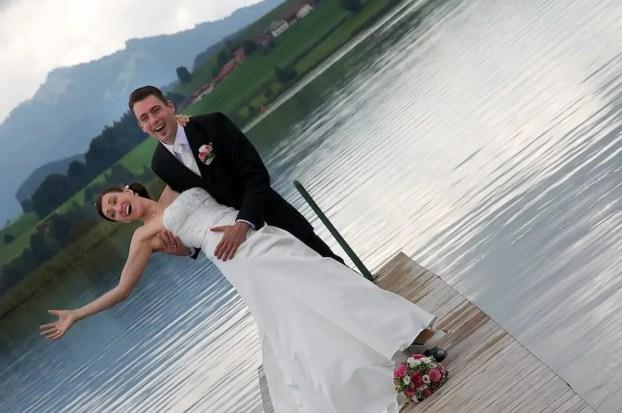 Hochzeit im Allgäu