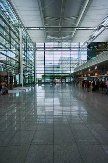 Franz Fotografer Objektfoto - Flughafen München