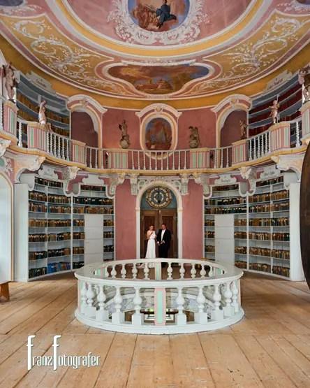 After Wedding Shooting Im Kaisersaal im Museum der Stadt Füssen