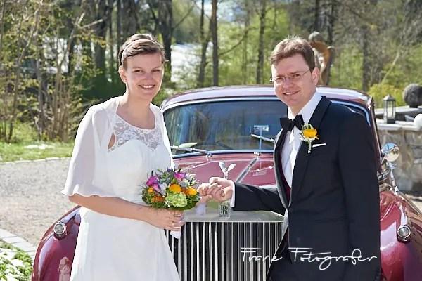 Hochzeit im Allgäu im Schloss Hopferau