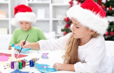 Kid-making-craft