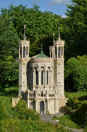 Basilique Notre-Dame de Fourvière de Lyon