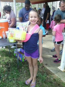 Riverwood Girl With Easter Basket