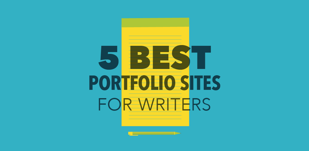 5 Best Portfolio Sites for Writers