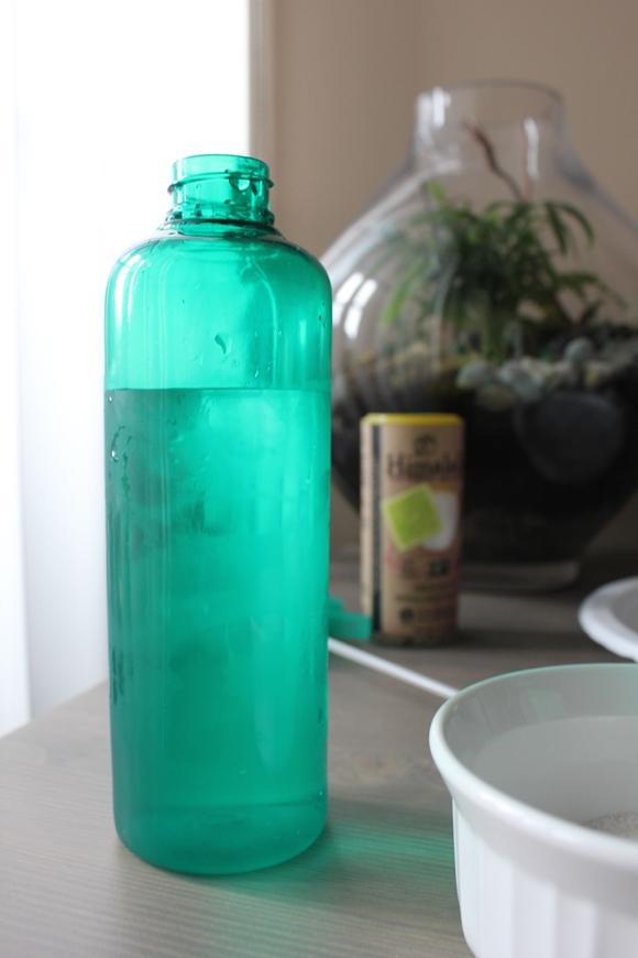 waterbottle Sea Salt Spray for Hair