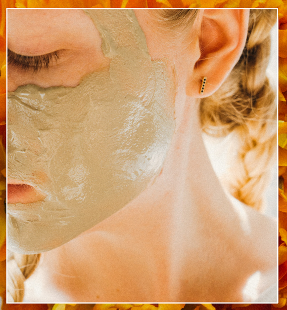 Post image for Earth Day Face Mask: Bentonite Clay