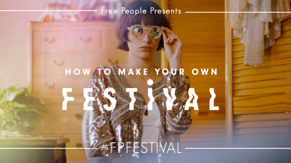 Post image for How to Make Your Own Festival