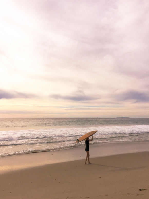 Post image for Behind the Scenes: West Coast Beach Shoots