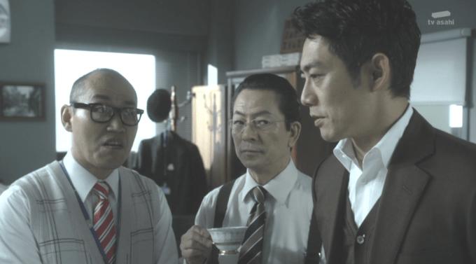 相棒14最終回予告の右京と冠城くんと角田課長