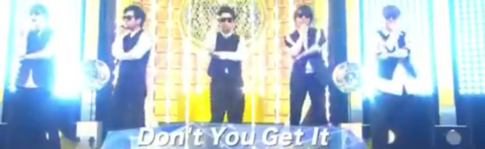 嵐のDon't You Get It