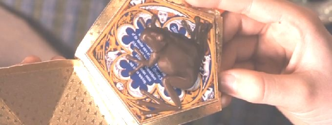 かえるチョコレート