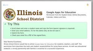 google-apps-permission