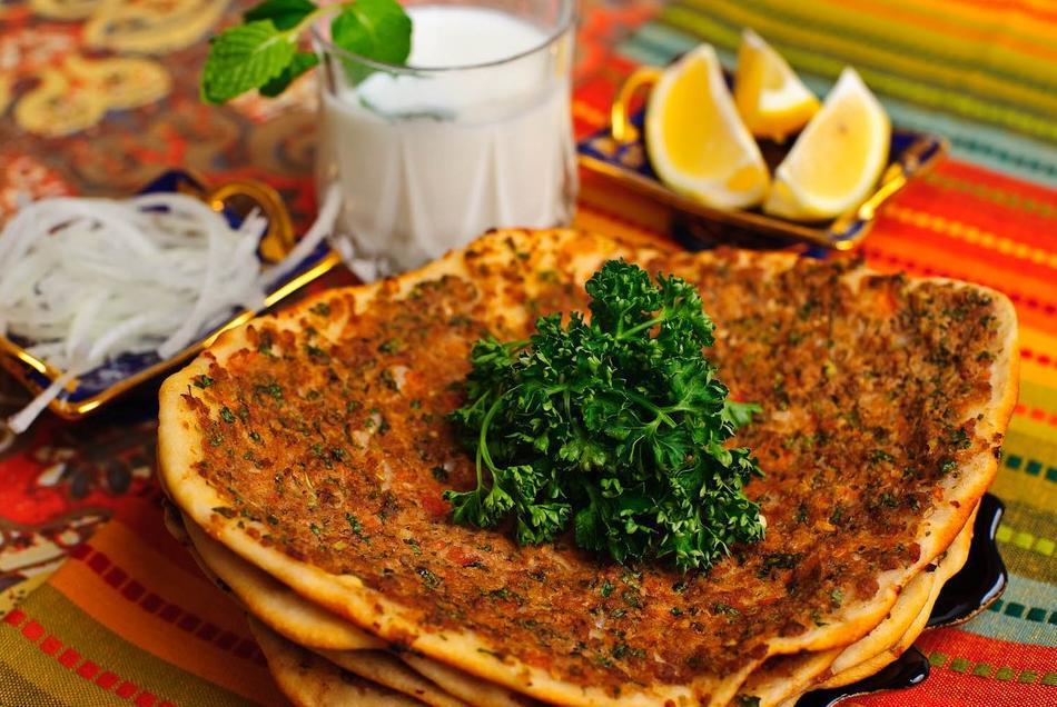 Comida Turca Sevilla