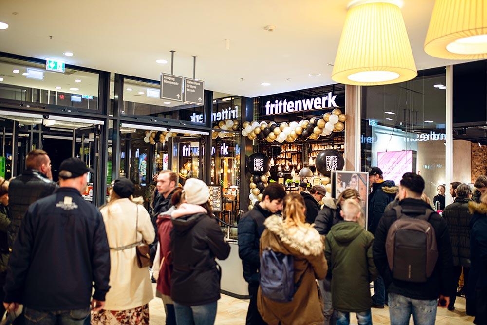 Frittenwerk Neumünster Opening