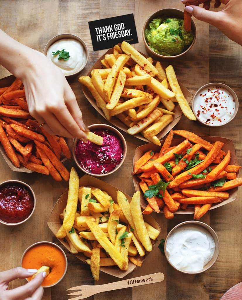 Frittenwerk zählt zu veganfreundlichsten Restaurants