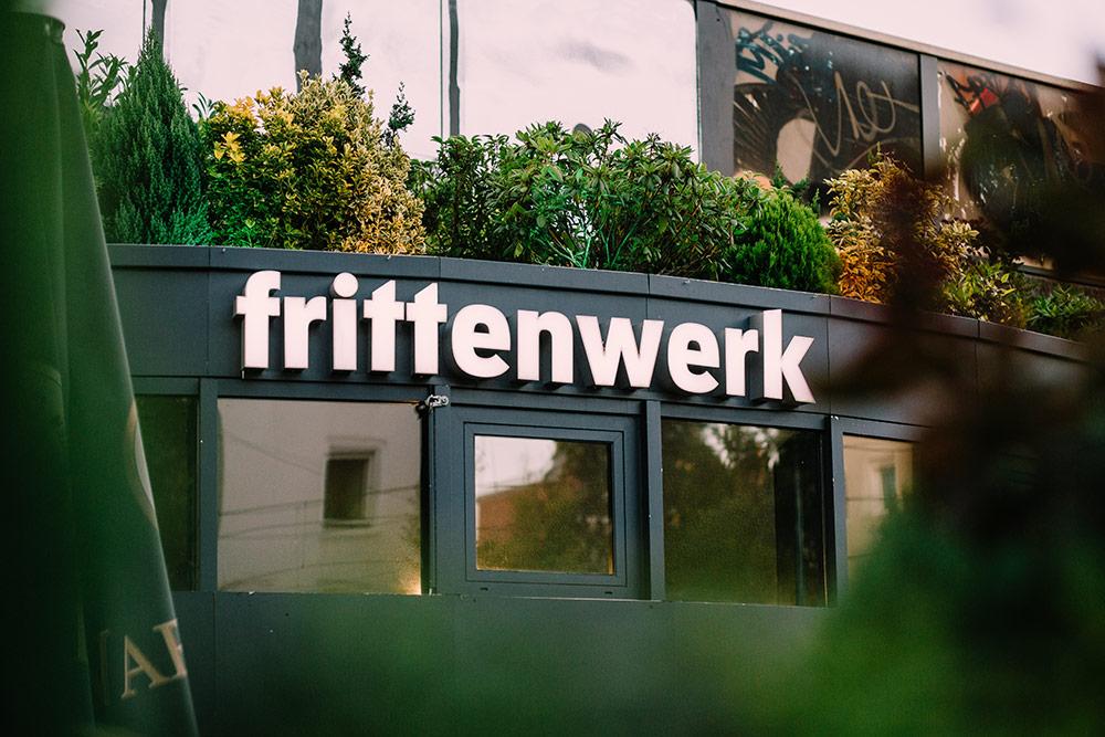 Eröffnung Frittenwerk Bilk