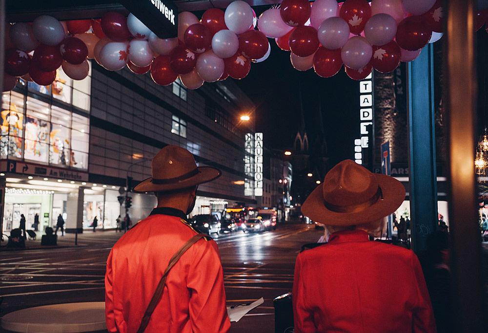 Opening Düsseldorf Shadowstraße