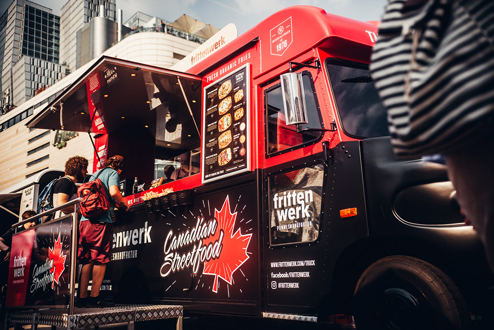 Frittenwerk Truck