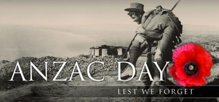 La devise du ANZAC Day : ne l'oublions pas