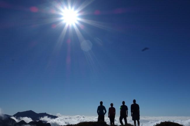 La Nouvelle-Zélande par delà les nuages