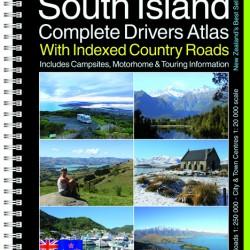 Le guide consacré aux routes de l'île du sud