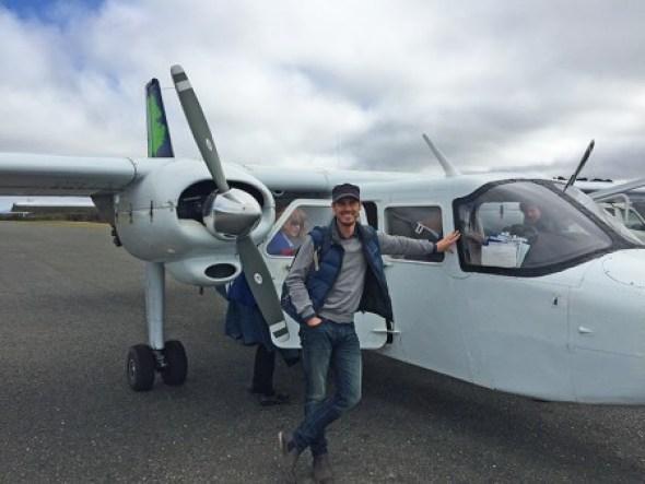 L'avion Stewart Island Air