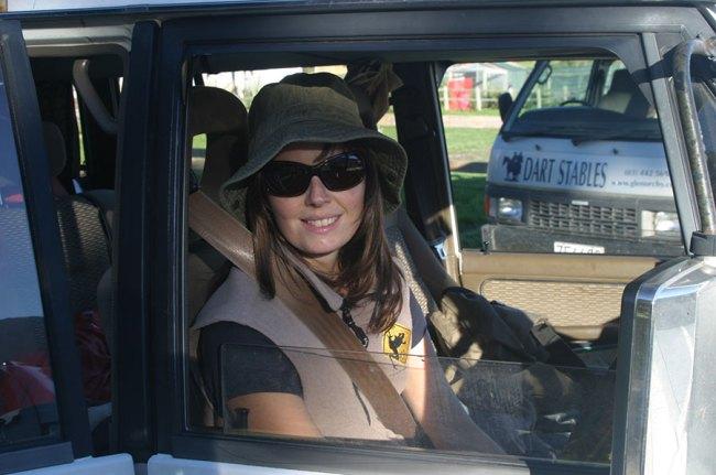 En visite à Glenorchy 2003
