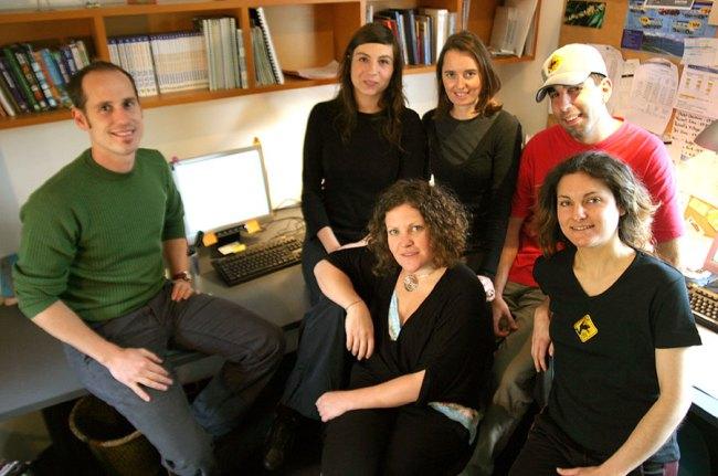 L'équipe Frogs 2006