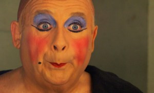 Christopher Biggins prepares for another pantomime...