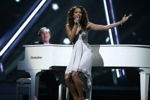 Jade Ewen almost won Eurovision but audiences were