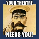 Your Theatre Needs You!