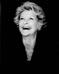 """[Elaine Stritch] started shouting """"Fire! Fire!"""""""