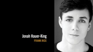 Rising star Jonah Hauer-King