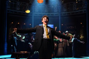 Charlie Stemp wows as Arthur Kipps [Photo Manuel Harlan]
