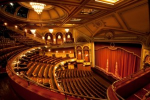 The stunning King's Theatre in the heart of Glasgow
