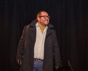 Tom Telford as Fat Man/Eccentric Man/Lost Dog Man