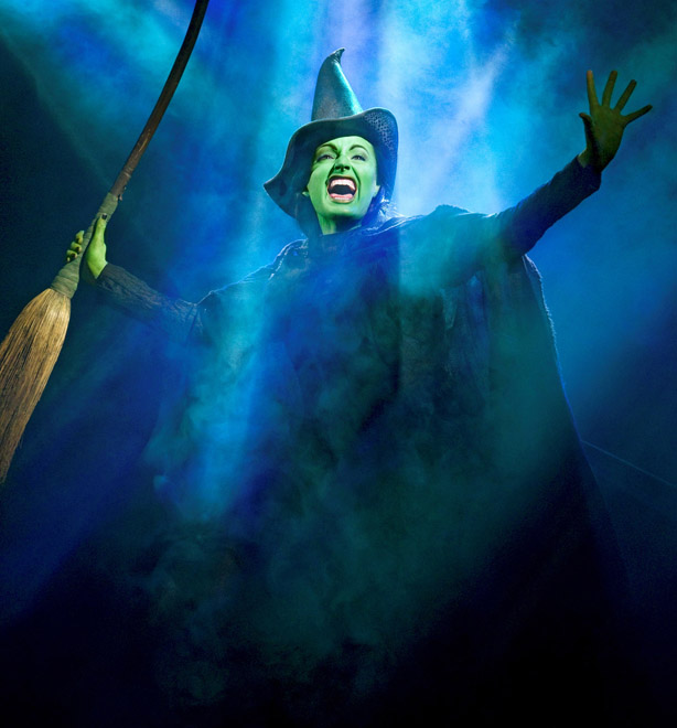 """Defying Gravity"" from Broadway's 'Wicked'"