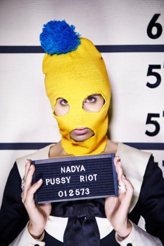 Pussy Riot (Nadya Tolokonnikova) - courtesy of Jonas Akerlund_2.jpg