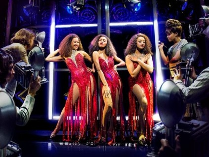 Dreamgirls at London's Savoy Theatre