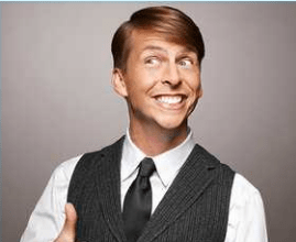 Headshot of Jack McBrayer