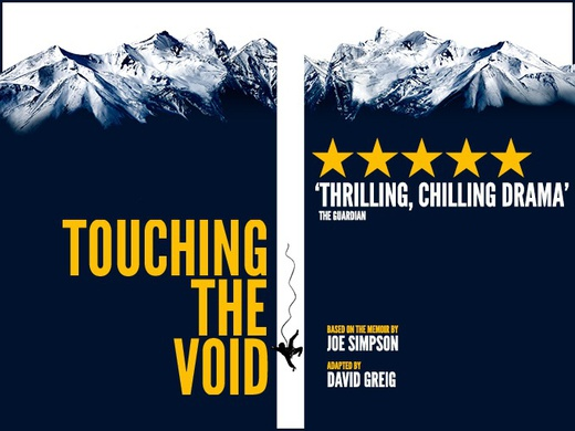 Touching the Void London banner