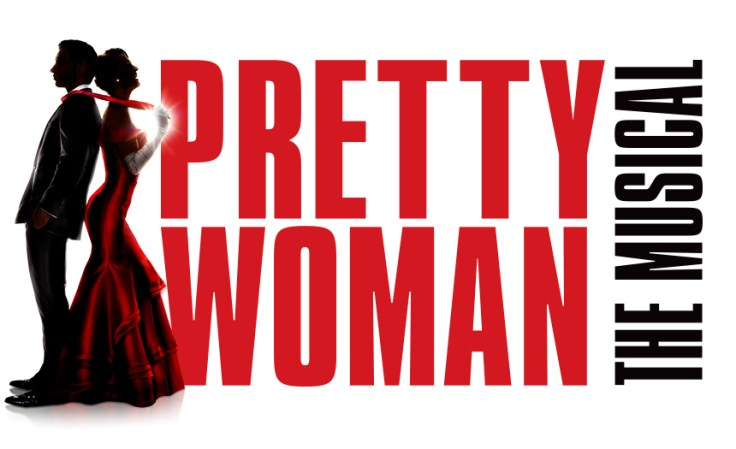 Pretty Woman Musical logo
