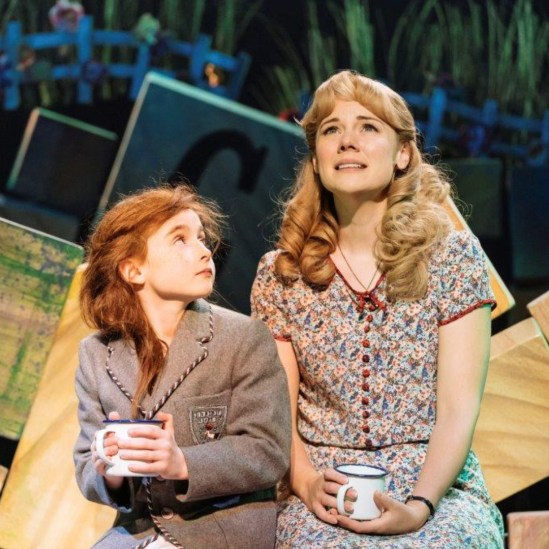 Gina Beck as Miss Honey in Matilda: Pick perfect theatre for Mother's Day