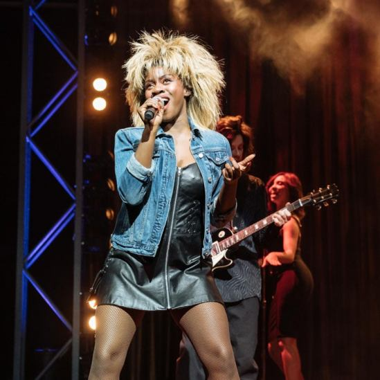 TINA: The Tina Turner Musical at the Aldwych Theatre