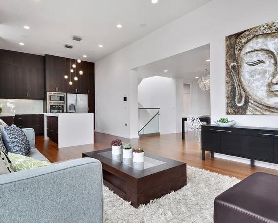 Living Room Zen tips for zen inspired interior decor - froy blog