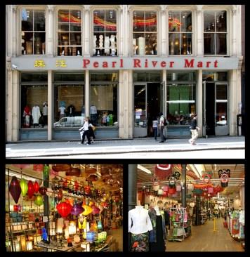 Pearl River Mart at 477 Broadway.