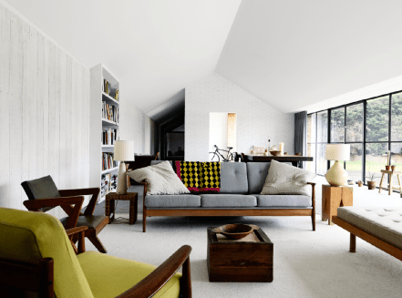 Mid-Century Modern Design & Decorating Guide - Lazy Loft - Blog by FROY
