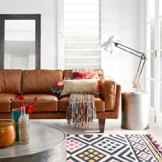 Living Room Decorating Ideas - Mix Design Styles